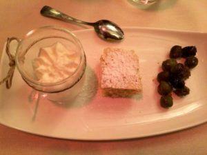 emifreddo all'olio di oliva con ciambellina