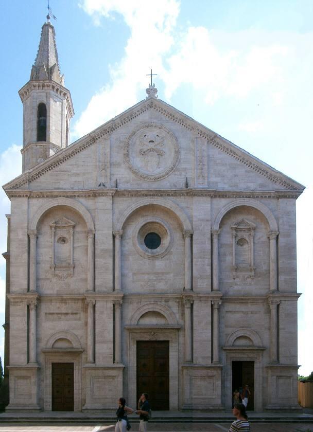 Duomo Pienza