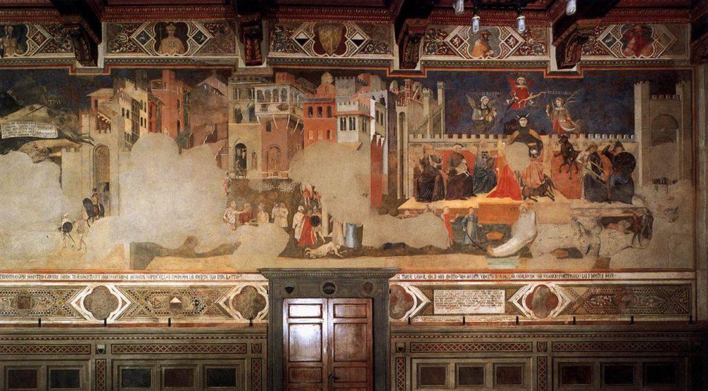 Lorenzetti scenes