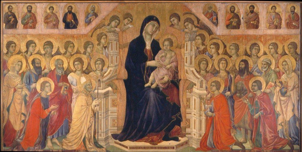Maesta Duccio