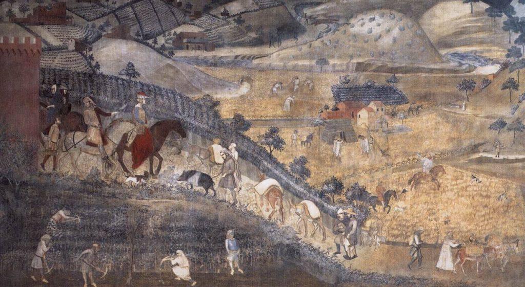Lorenzetti scene