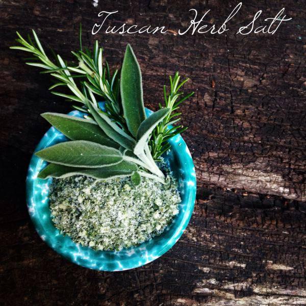 Tuscan salt